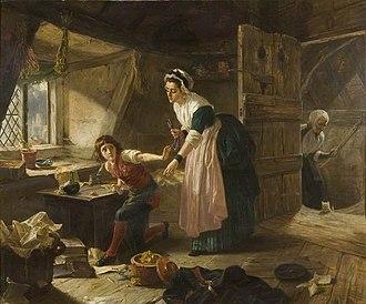 Henrietta Ward - Chatterton or, the Secret Message