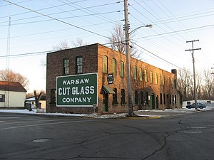 Warsaw Cut Glass Company - Warsaw Cut Glass Company, January 2013
