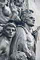 Warsaw Ghetto Heroes Monument details 02.JPG