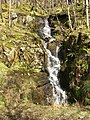 Waterfall Beside West Highland Way - geograph.org.uk - 152066.jpg
