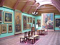 Watts Gallery - Interior - geograph.org.uk - 453941.jpg