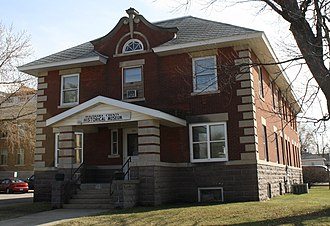 Waushara County, Wisconsin - Waushara County Historical Museum