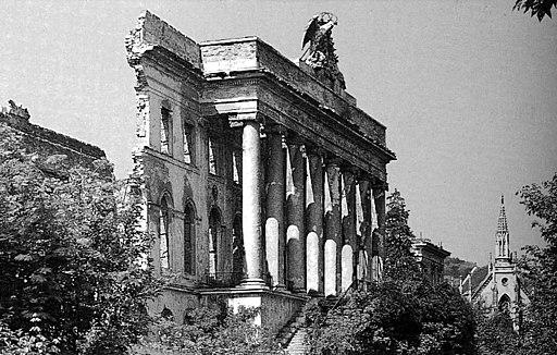 Weilburg vor 1964