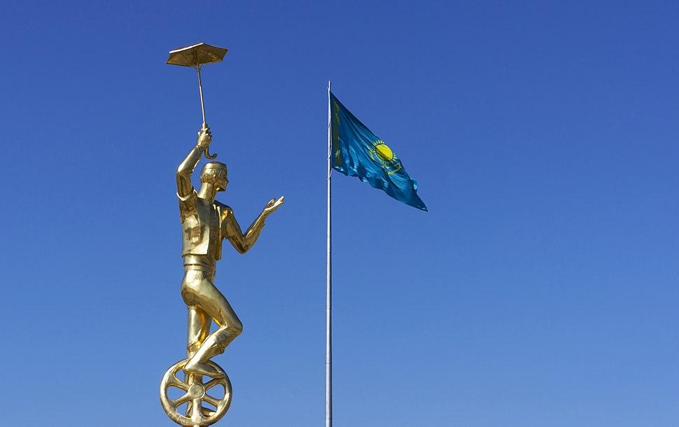 Welcome to Kazakhstan