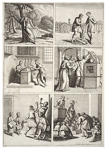 Wenceslas Hollar - The fate of scholars (State 2).jpg
