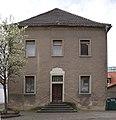 Werl, denkmalgeschütztes Haus, ehemaliger jüdischer Betraum, Steinerstraße 28.jpg