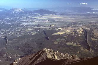 West Spanish Peak - Image: West Spanish Peak CO