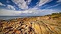 Western shore at Bolshoy Tyuters.jpg