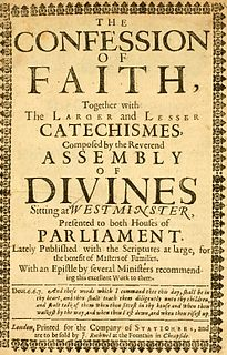 collection of Presbyterian religious documents