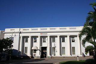 Westpac Bank Building, Townsville