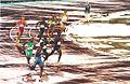 Wet 400m olympics 2000.jpg