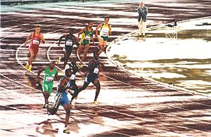 Athletics at the 2000 Summer Olympics – Men's 400 metres - Semifinal 1