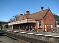 Weybourne Station - the main station building - geograph.org.uk - 748985.jpg