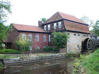 Weyhe - Water mill
