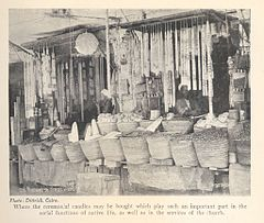 Where Ceremonial Candles are Bought. (1918) - TIMEA.jpg