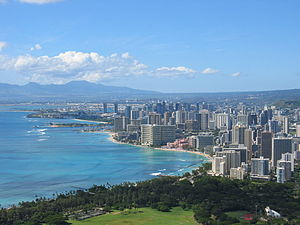 Taken At Diamond Head Oahu Is Hawaii