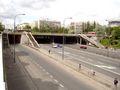 Widok na tunel i Plac na Rozdrożu 2.JPG