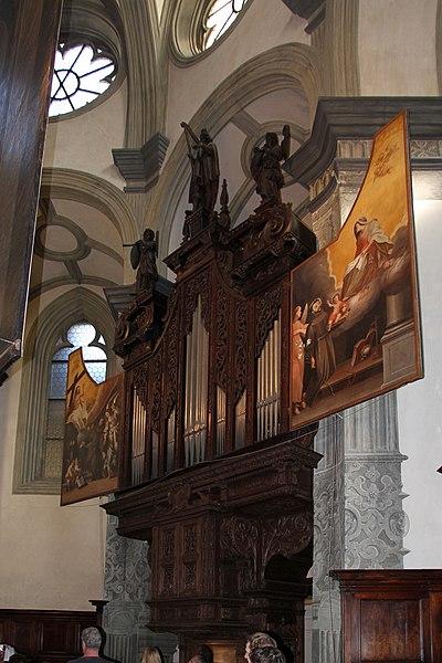 Datei:Wien - Wöckherl-Orgel1.JPG