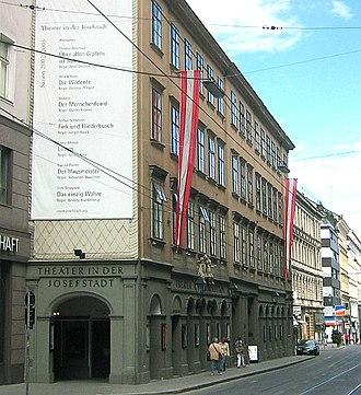Theater in der Josefstadt - Theater in der Josefstadt