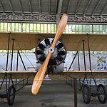 Wiki Loves Art --- Musée Royal de l'Armée et de l'Histoire Militaire, Hall de l'air 29.jpg