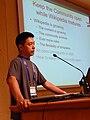 Wikimania 2008 Alexandria - Ting Chen workshop - 9.jpg