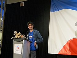 Wikimania 2017 - Closing ceremony 09.jpg