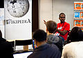 Wikimedia Hackathon San Francisco 14.jpg