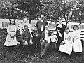 Wilfrid Grignon et sa famille a Sainte-Adele en 1899.jpg