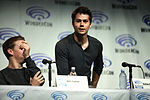 Will Poulter & Dylan O'Brien 2014.jpg