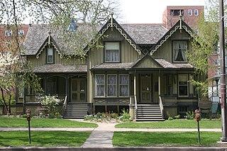Frances Willard House (Evanston, Illinois) United States historic place
