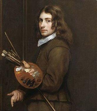 Thomas Willeboirts Bosschaert - Thomas Willeboirts Bosschaert selfportrait 1637.