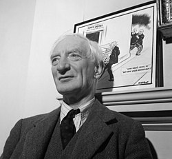 William Beveridge vuonna 1943.
