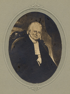 William Campbell (judge) Chief Justice of the Supreme Court of Upper Canada and a resident of Toronto