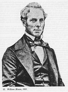 William Mason (architect) New Zealand architect (1810–1897)