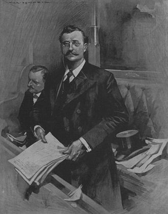 Willie Redmond - Redmond speaking in the House of Commons in 1907