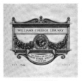 Williams College Stetson bookplate.png