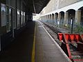 Wimbledon station Tramlink platform 10 look north.JPG