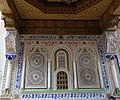 Window to tomb of Moulay Idriss II.jpg