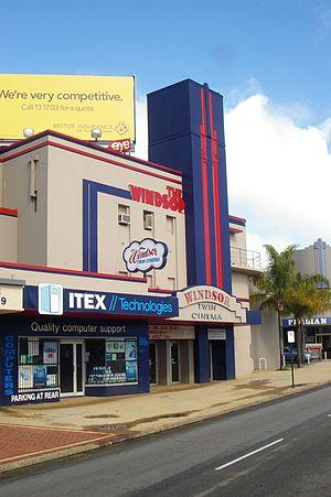 Windsor Cinema - The Windsor Theatre, Stirling Highway, Nedlands, Western Australia