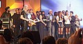 Winners of the Amadeus Austrian Music Awards 2008.jpg