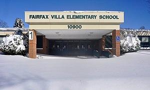 Fairfax County Public Schools - Fairfax Villa Elementary School – 2016