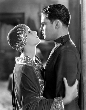 Ramon Novarro - Novarro with Greta Garbo in Mata Hari (1931)