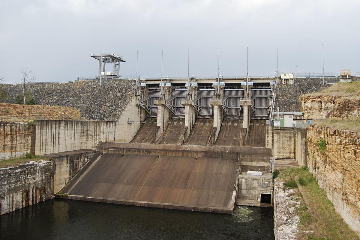 Wivenhoe Dam - Wikipedia