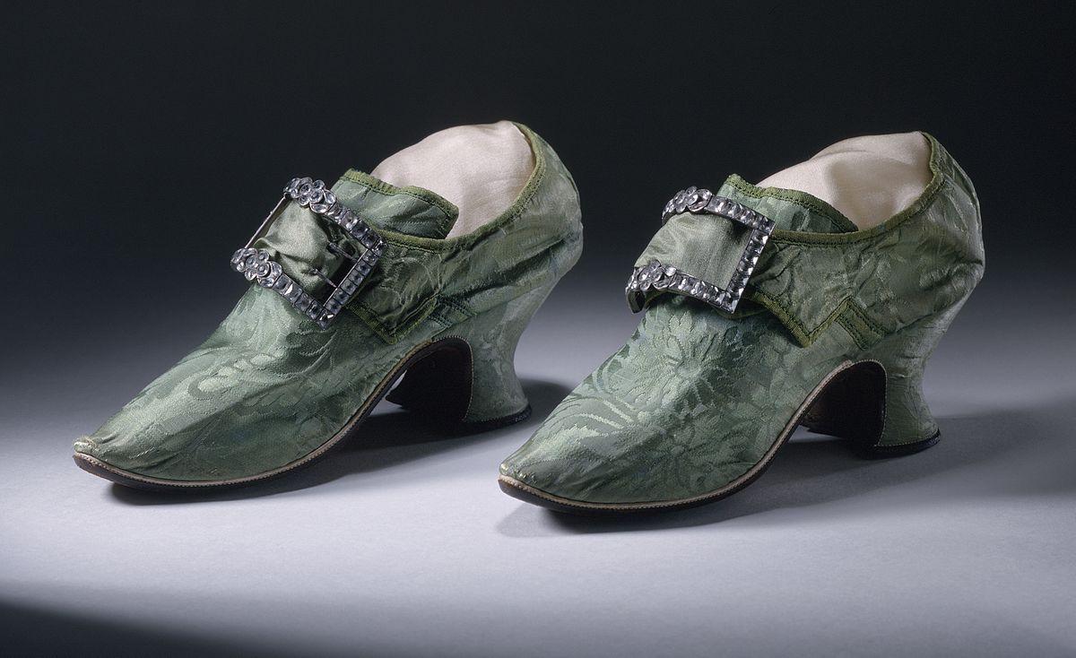 shoe buckle wikipedia
