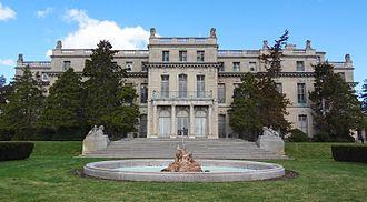 Monmouth University - Woodrow Wilson Hall, previously known as Shadow Lawn