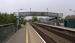 Worle railway station MMB 12.jpg