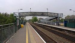 Worle railway station MMB 12.jpg
