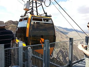 Wyler Aerial Tramway - Image: Wyler Aerial Tramway 2