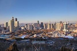 Orizzonte di Dalian