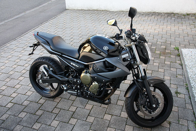 Yamaha Preta